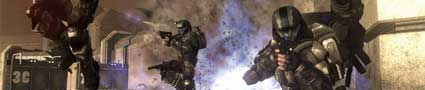 "Wikipedia Fact: ""Much of ODST's development team started work on director Peter Jackson's Halo Chronicles, during the production of Halo 3. However the failure of the Halo film and the subsequent cancellation of Chronicles meant that a sizeable team no longer had a project. At about the same time, production for Halo: Reach began, and Bungie realized that there was a window of time for the team to create a new product."""
