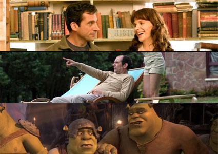 Dan, Hector & Shrek