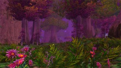 Teldrassil Forest