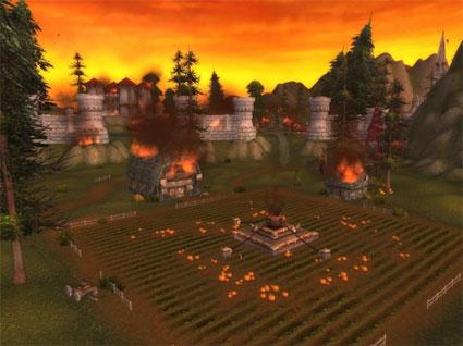 The Scarlet Enclave